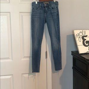 Joe's Sninny Ankle Jeans